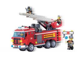 <b>Конструктор Enlighten Brick</b> (Qman) серия <b>Пожарные</b> спасатели ...