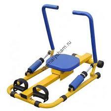 Тренажёр детский механический Гребля <b>MooveFun</b> SH-04 купить ...