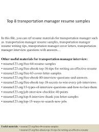 toptransportationmanagerresumesamples conversion gate thumbnail jpg cb