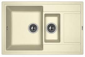 Врезная <b>кухонная мойка FLORENTINA Липси</b>-780К 78х51см ...
