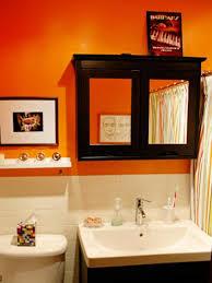 ideas burnt orange:  ideas brilliant decoration orange bathroom decor orange bathroom decor