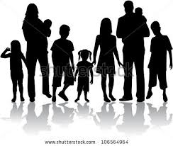 Image result for images of a large family