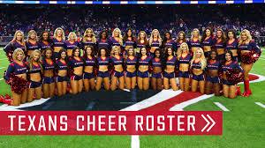Texans <b>Cheerleaders</b> | Houston Texans - HoustonTexans.com