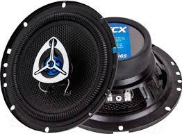 <b>Kicx GX</b>-<b>165</b> Коаксиальная АС (акустическая система) купить в ...