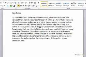 essay writing examples for college FAMU Online