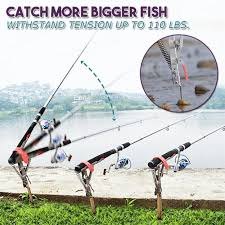<b>New Foldable Automatic</b> Strong Spring Angle Fishing Pole Tackle ...
