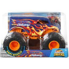 Купить машинку Mattel <b>Hot Wheels Монстр трак</b> 1:24 FYJ83 ...