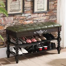 <b>American solid wood shoes</b> bench storage bench shoes bench ...