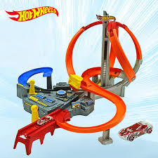 <b>Hot Wheels Roundabout Track Toy</b> Kids Electric Toys Square City ...
