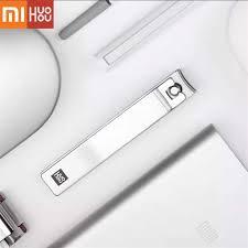 <b>New Xiaomi Mijia Huohou</b> Stainless Steel Nail Clipper Cutting ...