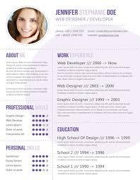 wwwfancy resumescom modern professional resume templates