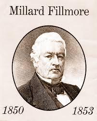 「President Millard Fillmore」の画像検索結果
