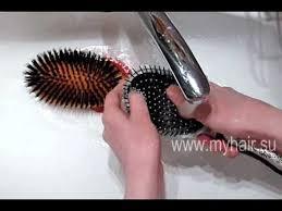 Как мыть <b>расчески</b> дома - YouTube