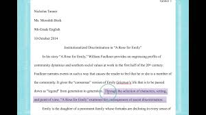 an example of thesis statements on research papers college apa style paper out cover page