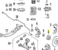 HB10034 <b>Concord ступица передняя</b>
