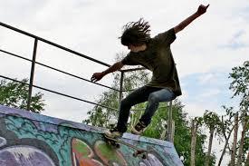 В Симферополе рассказали о проекте профессионального <b>скейт</b> ...