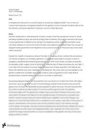 biology assignment   transgenic organisms   year  hsc   biology    genetic modification issues essay