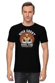 <b>Футболка классическая</b> Street Fighter. King Sagat <b>Training</b> Camp ...