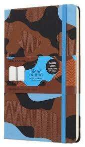 <b>Блокнот Moleskine Limited Edition</b> Blend LGH 130x210, 120 ...