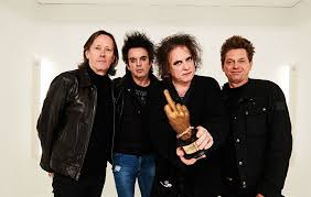 "Robert Smith says he's spent this year ""finishing off"" <b>The Cure's</b> new ..."
