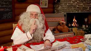 <b>Santa Claus</b> video message to children from Lapland Finland ...