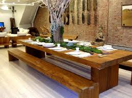 dining room table with bench photo of 18 dining room table bench nice amazing dining room table
