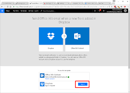 flow tutorial how microsoft flow works dropbox and microsoft11