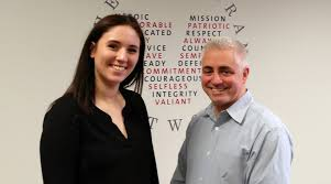 sbs shadows college of social and behavioral sciences umass cassidy kotyla 18 journalism communication and anthony guido 96 journalism