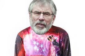 38 Utterly Bizarre Tweets By Gerry Adams via Relatably.com