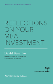 an illustrated guide to the value of an mba