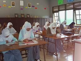 Belajar Di Kelas
