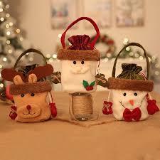Creative High Quality <b>Christmas</b> Gift <b>Bag Candy</b> Holders <b>Merry</b> ...