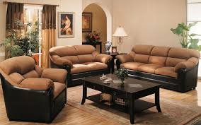 popular home interior design for living room with agreeable home decorating ideas living rooms with brown fabric sofa within black leather skirt matches of