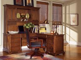 bush l shaped desk with hutch bush desk hutch office