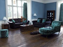 blue brown decorating ideas living room electropol co blue walls brown furniture