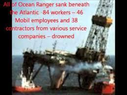 「oil rig ocean ranger」の画像検索結果
