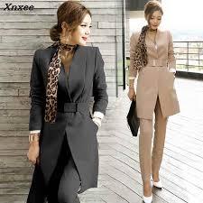 <b>2018</b> Autumn Women Fashion Elegant Long Sleeve Workwear ...