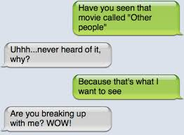 Epic text - The break up | Funny Dirty Adult Jokes, Memes & Pictures via Relatably.com