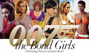 「the bond girls」的圖片搜尋結果