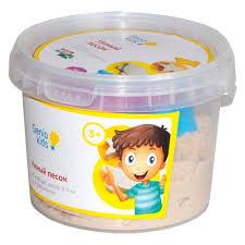 <b>Кинетический песок Genio</b> Kids Умный песок 0,5 кг (SSR05 ...