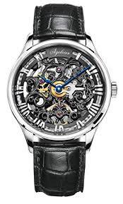 Agelocer <b>Men's Watch Top</b> Brand Fashion Skeleton <b>Mechanical</b> ...