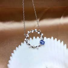 2019 <b>Shilovem 925 Silver Sterling</b> Real Natural Sapphire ...
