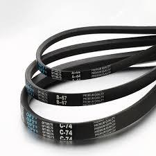 high quality v belt model 7pk1595 composition epdm rubber transmission belt vehicle industrial agriculture