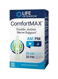 Shop Life Extension <b>ComfortMax Double-Action Nerve Support</b> ...