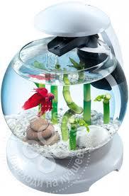 Купить <b>Комплекс аквариумный Tetra Cascade</b> Globe White белый ...
