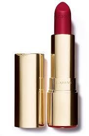 Clarins <b>Joli Rouge Velvet Lipstick</b> #754V - Deep Red 3.5g в дьюти ...