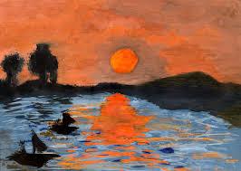 Znalezione obrazy dla zapytania zachód słońca obraz