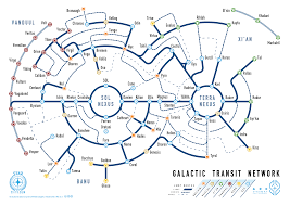star citizen fan made transit style star maps org transparent
