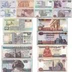 Раскраска денежных купюр