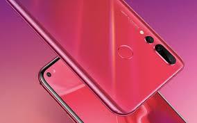 Huawei ra mắt smartphone màn hình đục lỗ Nova 4, chip Kirin 970 ...